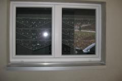 Fenêtres pvc blanche